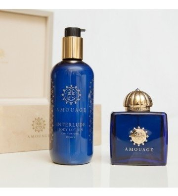 AMOUAGE Interlude Woman EDP 100 ml zestaw
