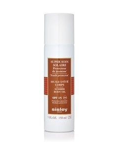 SISLEY SUPER SOLAIRE SPF15 HUILE CORPS